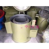 烘干机大容量甩干机五金电镀脱油机甩油离心热风干燥机