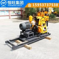 厂家直销HW160柴油动力打井机
