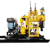 恒旺230型液压水井钻机 厂家直销柴油液压打井机