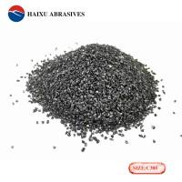 黑碳化硅喷砂磨料