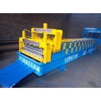 本公司专业生产彩钢瓦设备  琉璃瓦设备  楼承板设备