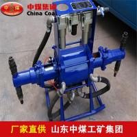 ZBQ-50/6型气动注浆泵体积小,重量轻,可无级调量