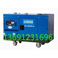 原装日本进口柴油发电机TDL13000TE-B