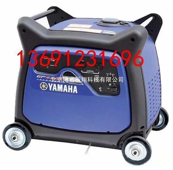 原装日本进口雅马哈发电机EF6300iSE