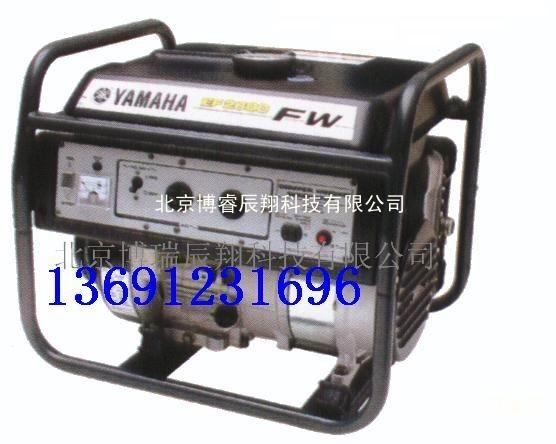 雅马哈发电机EF2600FW