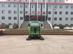 铸造厂适合用什么样的电动扫地车?