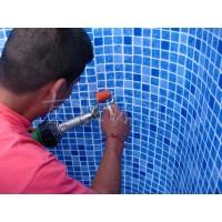 泳池防水装饰胶膜的设计原则及特殊性能