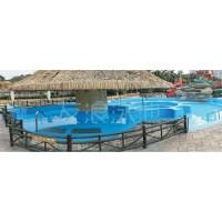 整体游泳池符合客户需求的游泳池