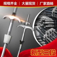 新型锥体式止水螺杆 通丝螺杆生产厂家 穿墙对拉丝 规格齐全