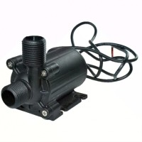 小型12V24V直流无刷喷泉水泵