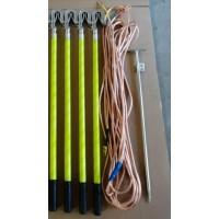 10kv高压 接地线 双舌挂钩式接地线种类齐全 接触网接地线