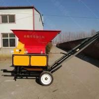 多功能农用粉土机  轴传动土壤粉碎机  立式大型粉土机