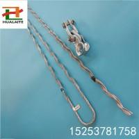 低价供应OPGW耐张线夹光缆耐张夹具国标规格双层铝包钢预绞丝